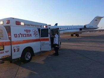 Срочный вылет на лечение в Израиле