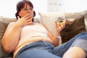 Вредные привычки - фактор риска рака