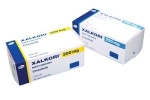 Ксалкори (кризотиниб)