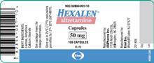 Altretamine Hexalen