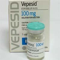 Etoposide-Vepesid