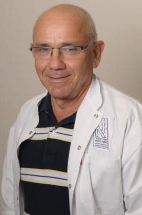 Профессор Игаль Мировский